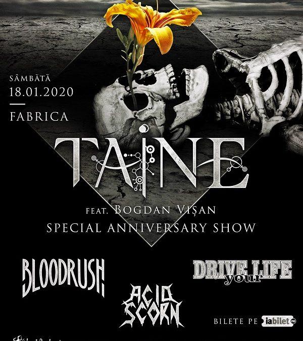 Concert aniversar Taine
