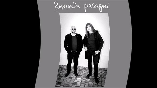 """Călin Pop și Raul Silaghi au lansat """"Romantici pasageri"""""""