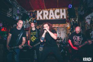 Concert thrash stoner cu trupa Kamion din Italia, LIVE, în Capcana