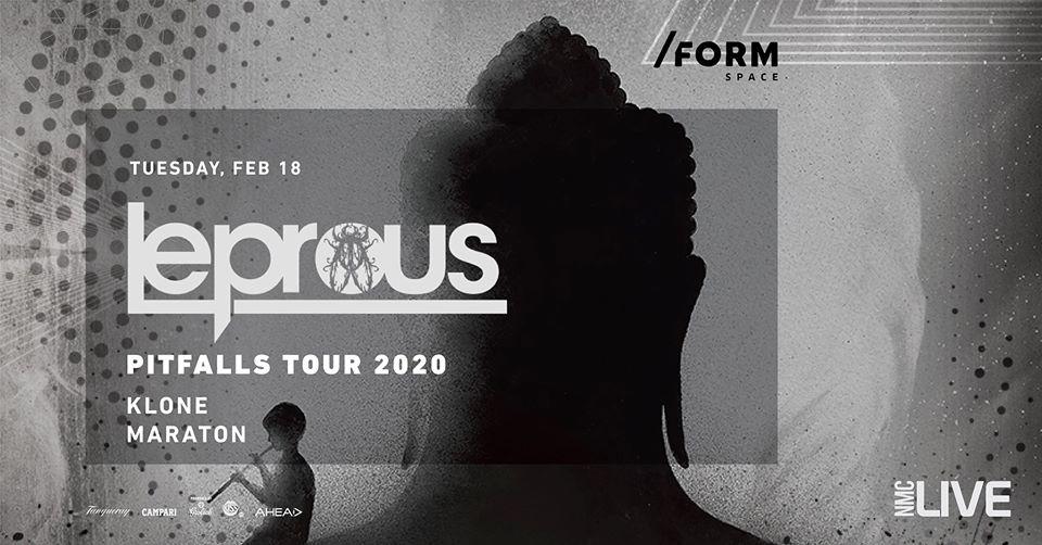 Norvegienii de la Leprous vor concerta săptămâna viitoare la București și Cluj-Napoca
