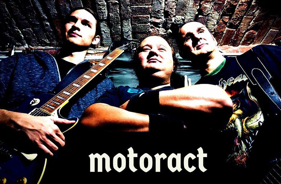 Concert tribut Motorhead cu trupa MotorAct, LIVE, în Capcana