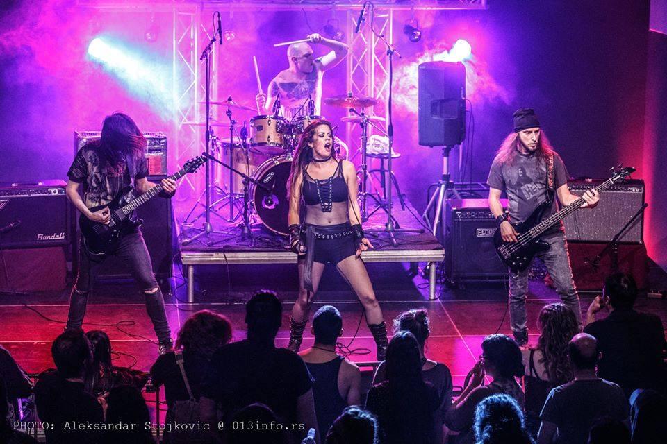Concert alternative rock cu trupa Void Inn, LIVE, în Capcana