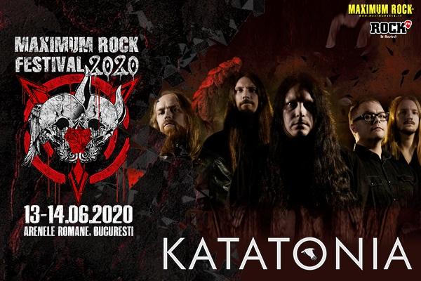 """Katatonia oferă spre ascultare piesa """"Lacquer"""" de pe viitorul album discografic, care va fi promovat la Maximum Rock Festival"""
