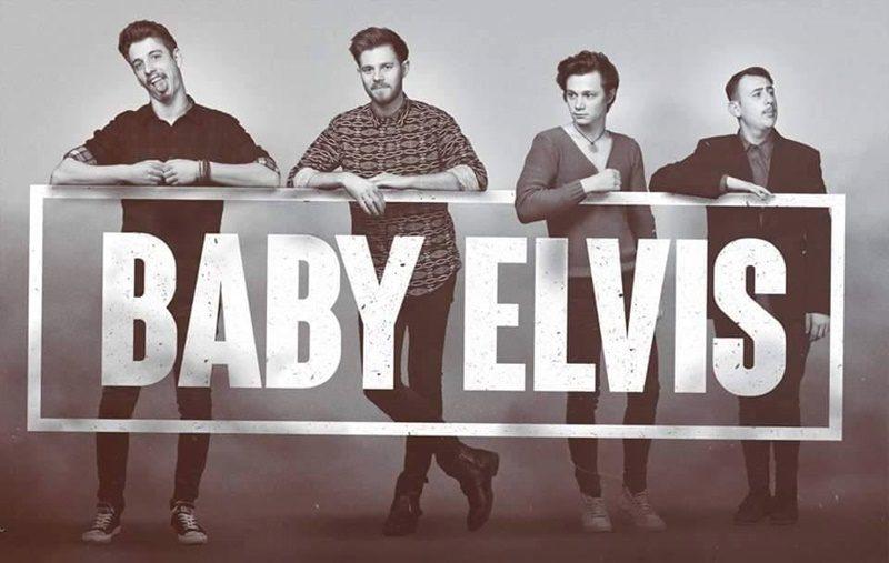 Concert indie rock cu Baby Elvis, LIVE, în Manufactura