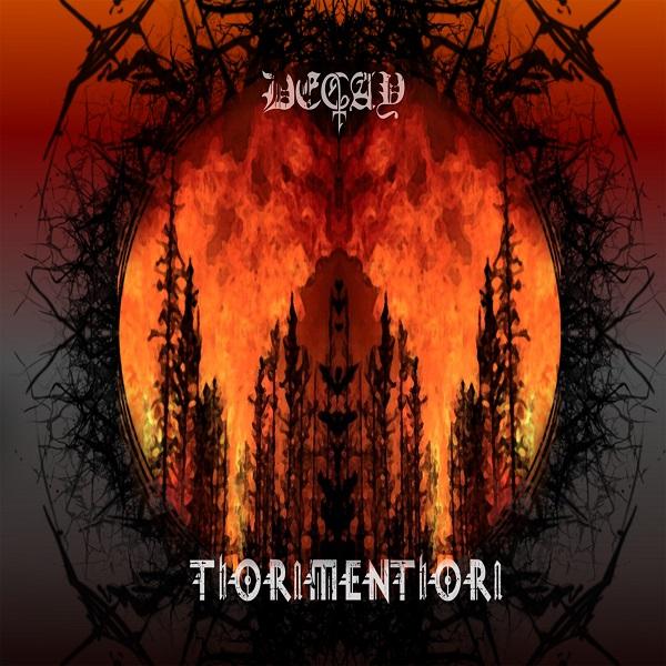 """Orădenii DECAY prezintă coperta albumului """"ThORnMENThORn"""""""