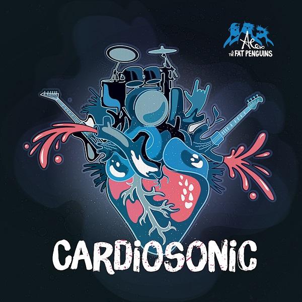 """Alex & The Fat Penguins lansează primul album din carieră. """"Cardiosonic"""" este disponibil de acum pe toate serviciile de streaming."""