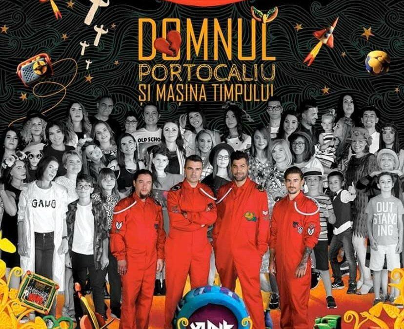"""VUNK lansează """"Cel mai bun cântăreţ"""", piesă extrasă de pe albumul """"Domnul Portocaliu şi Maşina Timpului"""""""