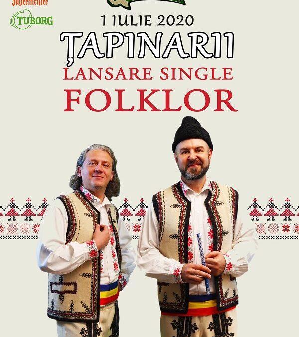 """Țapinarii lansează """"Folklor"""" în Grădina de Vară Quantic"""
