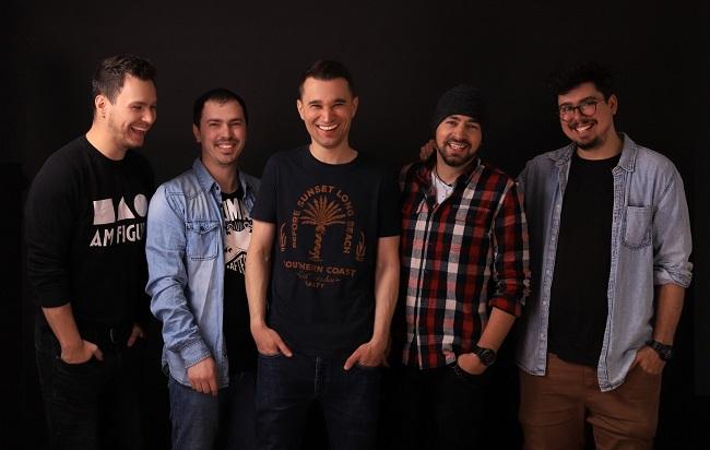 Alex & The Fat Penguins prezintă un concert realizat în izolare