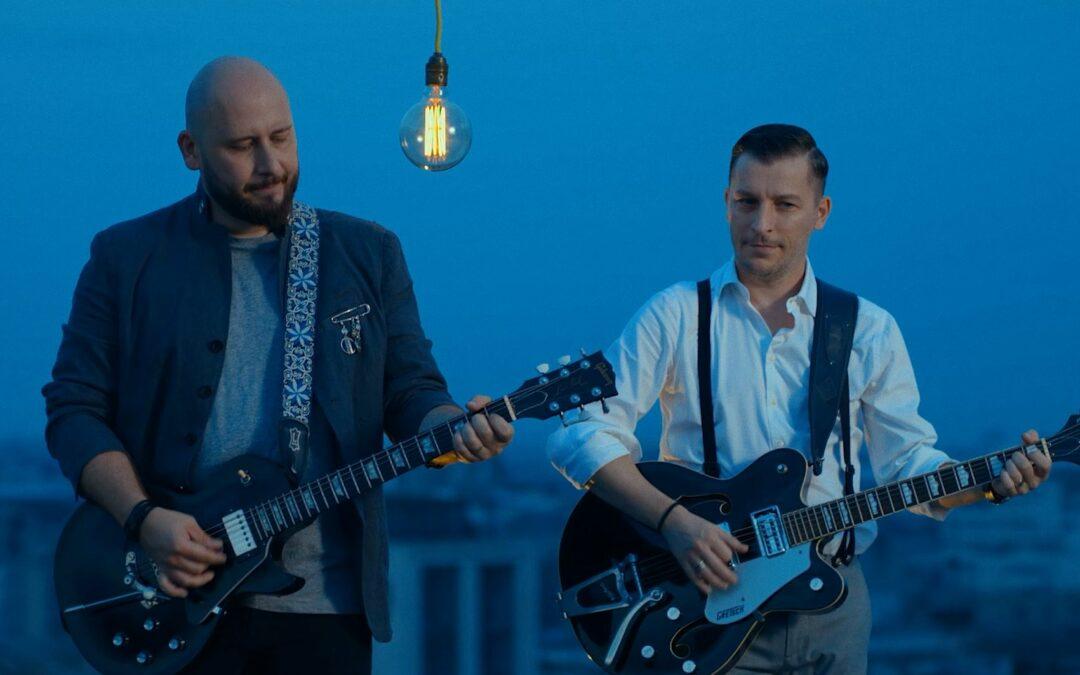 """Andi Dumitrescu anunță lansarea primului single de pe albumul solo, """"Orbitor"""", un featuring cu Doru Trăscău de la The Mono Jacks"""