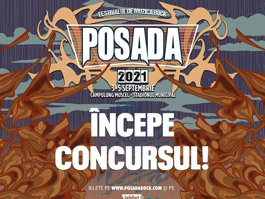 Povestea Posada Rock merge mai departe! Până în 1 August, vă puteți înscrie trupa la cel mai vechi festival-concurs de muzică rock din țară
